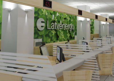 Latvenergo klientu apkalpošanas centri